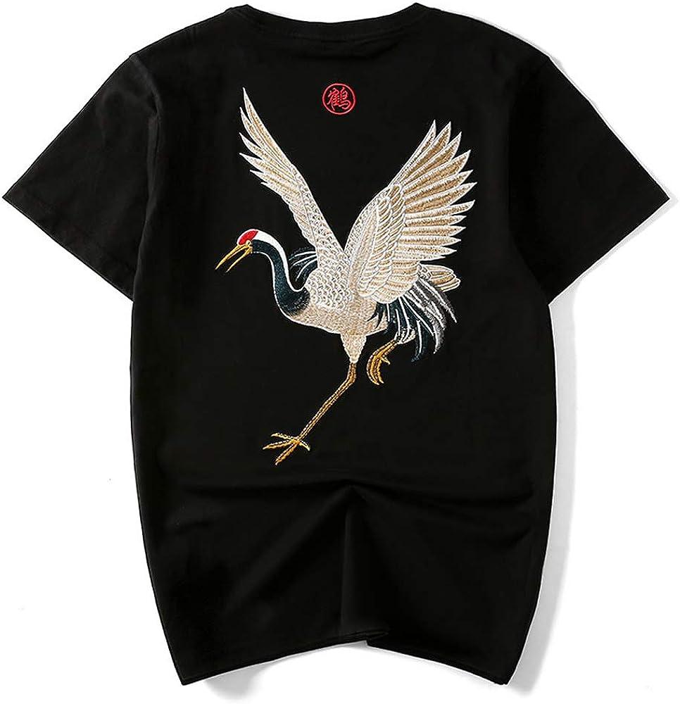 Camiseta De Algodón De Los Hombres De Estilo Chino De Moda ...