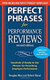 img - for By Author Perfect Phrases for Performance Reviews book / textbook / text book