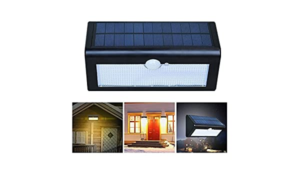 yoci Toy Solar Lights 38LED Bright Seguridad Wireless Motion ...
