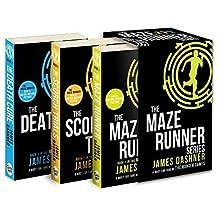 Classic Box Set (Maze Runner Series) by James Dashner (2014-10-02)