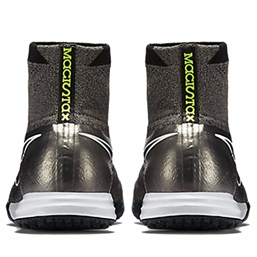 Nike Magistax Proximo IC, Scarpe da Calcio Uomo Grigio / Nero / Bianco (Mtlc Pewter / Nero-bianco-bianco)