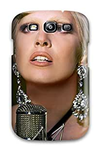 First-class Case Cover For Galaxy S3 Dual Protection Cover Lady Gaga