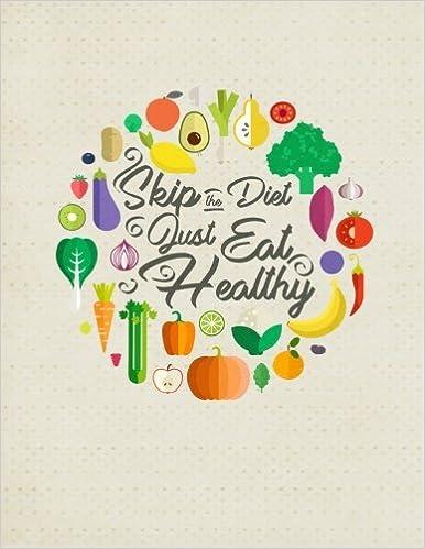 eat well balanced diet food journal