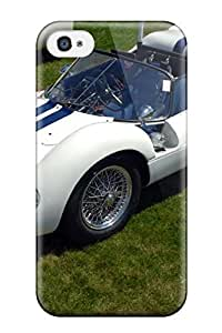 Durable Case For The Iphone 4/4s- Eco-friendly Retail Packaging(maserati Birdcage 33) by lolosakes