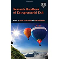 Research Handbook of Entrepreneurial Exit (Research Handbooks in Business and Management series) (Elgar Original Reference)