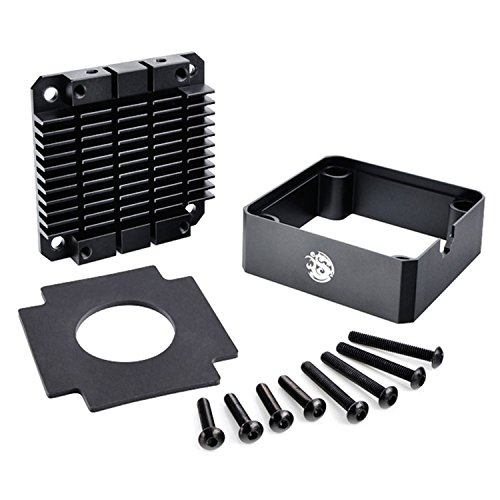 Bits Power Pump Cooler for DDC/MCP 355 Black (BP-DDCPC-BK) by Bits Power (Image #1)