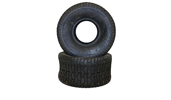 2 Neumáticos 20 x 10.0 – 8 schlauchlos TL Césped Tractor Cortacésped nuevo