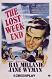 The Lost Weekend (1945) movie screenplay by Charles Brackett and Billy Wilder. Based on a novel by Charles R. Jackson. (script) [Student Loose Leaf Edition]