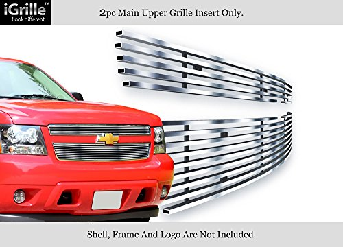 APS for 2007-2014 Chevy Tahoe/Suburban/Avalanche Stainless Steel Billet Grille #N19-C15466C