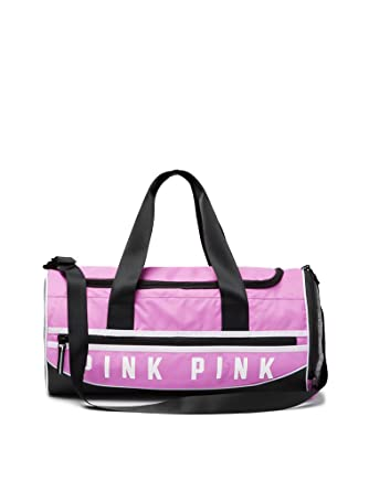 Image Unavailable. Image not available for. Color  Victoria s Secret PINK  Sport Duffle Bag ... d318699b5ecd8