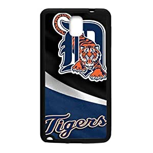 Detroit Tigers Fashion Comstom Plastic case cover For Samsung Galaxy Note3