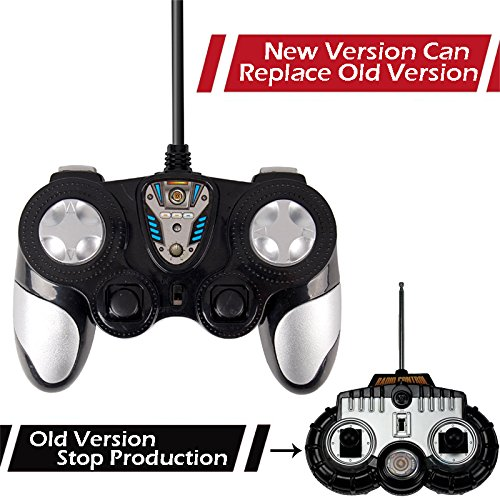 Qun Xing 49mhz Universal Remote Control Transmitter Accessories for Kids Power Wheels Children Electric Ride On Car Replacement Parts Black