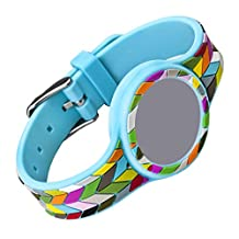 French Bull - Misfit Shine Replacement Band, Misfit Shine Wristband, Misfit Shine Accessory Band (Condensed Ziggy)