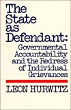 The State As Defendant, Leon Hurwitz, 0313212570