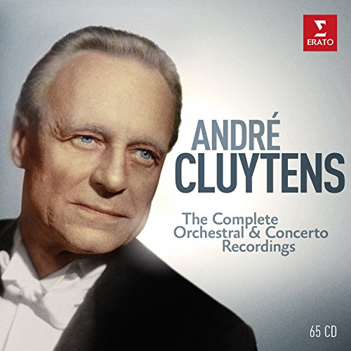 André Cluytens: The Complete Orchestral Recordings (65CD)