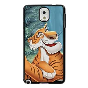 The best gift for Halloween and Christmas Samsung Galaxy Note 3 Cell Phone Case Black Freak badass Shere Khan by disney villains VIK9162725
