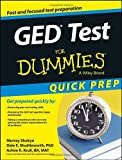 img - for GED Test For Dummies, Quick Prep book / textbook / text book