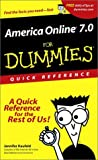 America Online 7.0 for Dummies, Jennifer Kaufeld, 0764516256