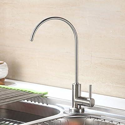 CNBBGJ Acero inoxidable purificador de agua pura agua fría toca ...