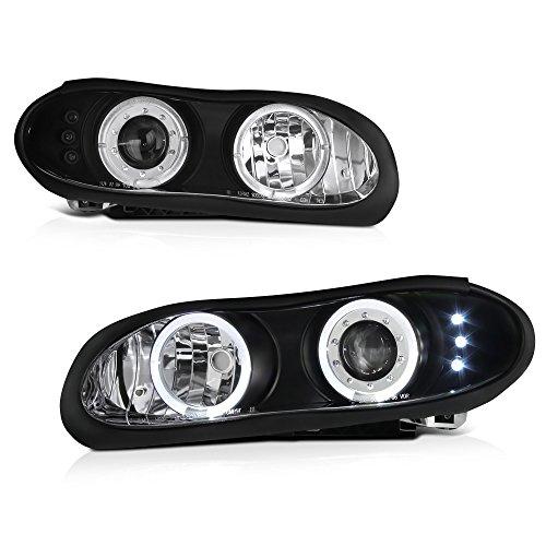 02 camaro headlights halo - 3