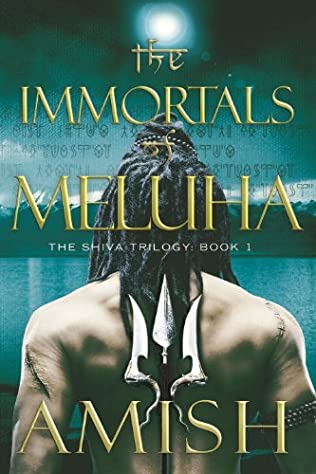 book cover of The Immortals of Meluha