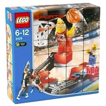 LEGO 3429 Sports NBA - Defensa de baloncesto definitiva (80 ...