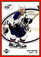 2005-06 Upper Deck Ice #84 Keith Tkachuk ST. LOUIS BLUES