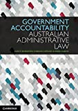 img - for Government Accountability: Australian Administrative Law book / textbook / text book