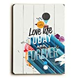 Everything Forever by Kavan & Company 30''x40'' Planked Wood Sign Wall Decor Art