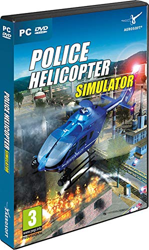 - Police Helicopter Simulator PC DVD