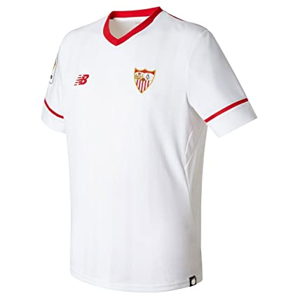 New Balance MT730077 Camiseta, Hombre, Blanco, 2XL