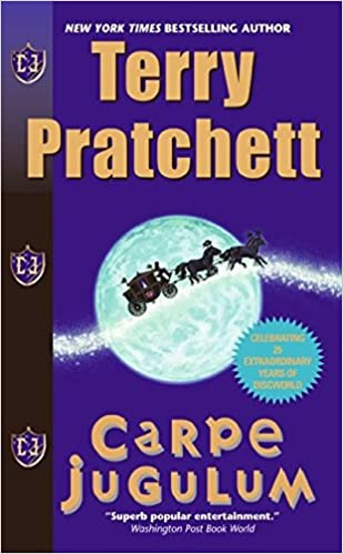 Terry Pratchett - Carpe Jugulum Audiobook Free Online
