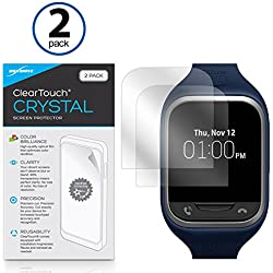 LG GizmoGadget Screen Protector, BoxWave [ClearTouch Crystal (2-Pack)] HD Film Skin - Shields From Scratches for LG GizmoGadget
