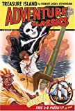 Treasure Island Adventure Classic, Robert Stevenson, 0060728027