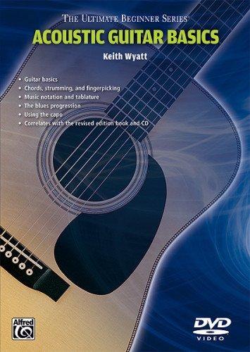 Ultimate Beginner Acoustic Guitar - Ultimate Beginner: Acoustic Guitar - Steps 1 And 2 [DVD]