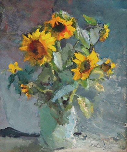 Still life Sunflowers