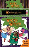 Wacky Witch Coloring Book, Flowerpot Press, 1770933166