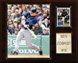 MLB Ben Zobrist Tampa Bay Rays Player Plaque
