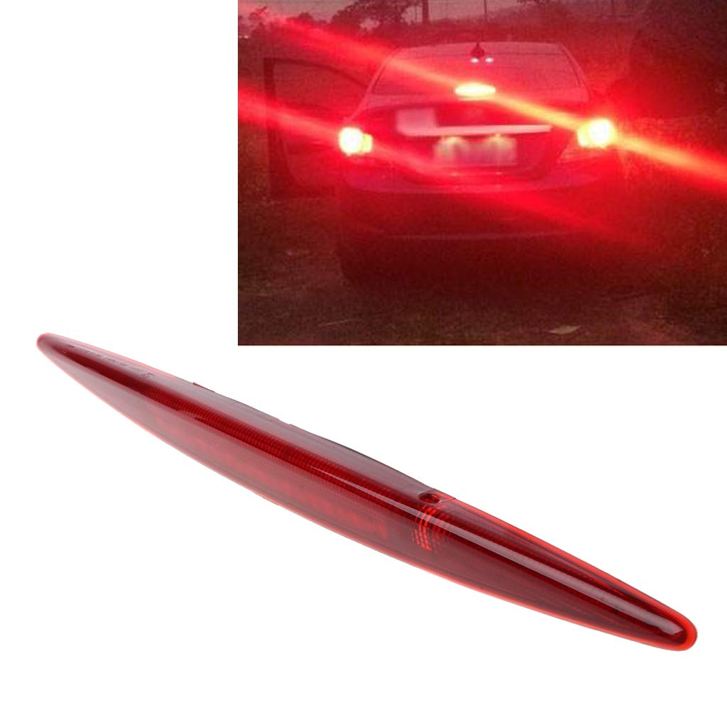 Car Third Brake Tail Rear LED Red Light High Positioning Mounted Stop Slow Down Signal Indicator Warining Lamp for Auto Car CRV 2012-2016 By FlowerPEI
