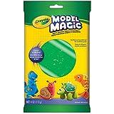 "Crayola 57-4444 Model Magic, 4 oz. Size, 1.1"" Height, 4.7"" Width, 6.2"" Length, Green"