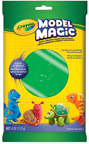 Crayola 57-4444 Model Magic, 4 oz. Size, 1.1