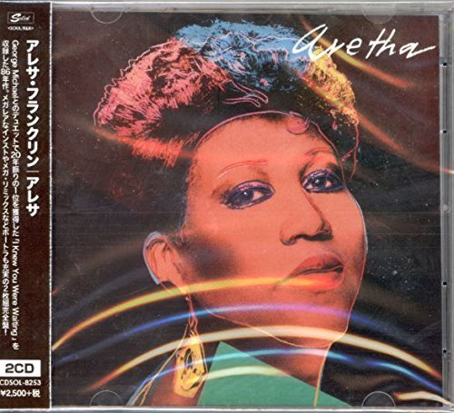 Aretha (2 CD Deluxe) Japan With OBI by Aretha Franklin