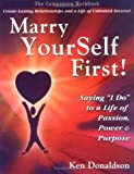 Marry YourSelf First! Companion Workbook