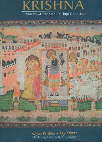 [In Adoration of Krishna: Pichhwais of Shrinathji - Tapi Collection] (Fancy Dress Krishna Costume)