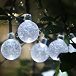 Innoo Tech Solar Globe Fairy Lights 3...