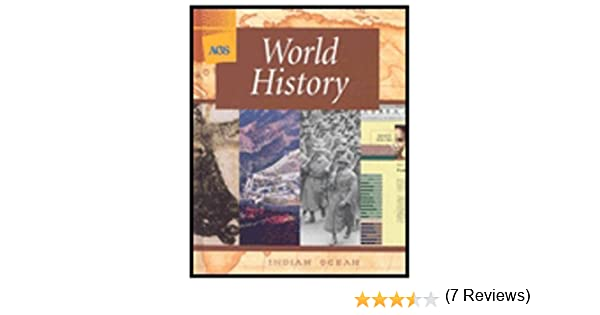 Amazon.com: WORLD HISTORY STUDENT TEXT (9780785422129): AGS ...