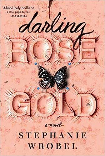 Book #1 - Darling Rose Gold