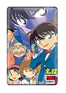 New Fashionable Cover Case Specially Made For Ipad Mini 3(detective Conan)