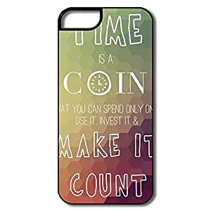 Durable Time Coin Pc Case For IPhone 5/5s