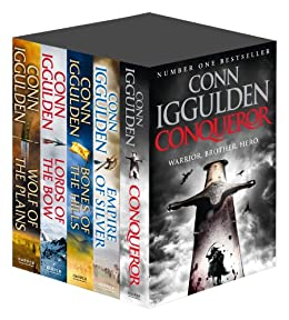 Conqueror: The Complete 5-Book Collection by [Iggulden, Conn]